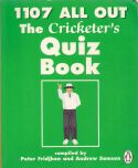 1107 all out - The cricketer s quiz book