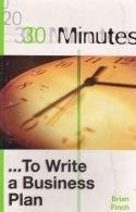 30 Minutes to write a business plan