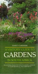 A visitors guide to gardens in South Africa.