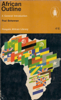 Africa outline- A general introduction (Penquin African library)