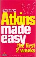Atkins made easy - the first 2 weeks