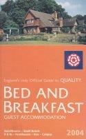 Bed and Breakfast Guest Accommodation