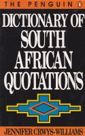 Dictionary of South African Quotations