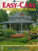 Easy - care landscape plans.
