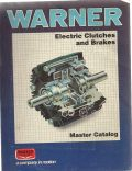 Electric Clutches and Brakes - Master Catalog