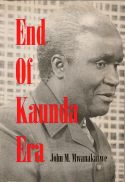 End of Kaunda era