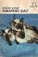 Enjoy your Siamese Cat
