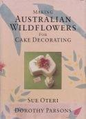 Making Australian Wildflowers for Cake Decorating