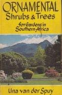 Ornamental shrubs & trees - for gardens in South Africa