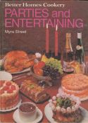 Better Home Cookery: Parties and Entertaining