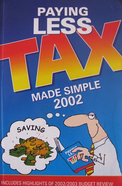 Paying less tax made simple 2002