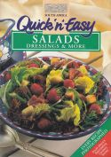Quick n Easy Salads, dressings & more
