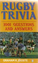 Rugby Trivia - 1001 questions and answers