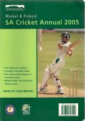 SA Cricket annual 2005