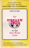 Say No! to the New World Order