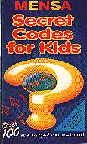 Secret codes for kids