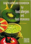 South African cookbook for food allergies and food intolerance