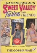 Sweet Valley Twins and Friends no 80 - The Gossip War