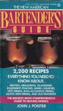 The New American Bartenders Guide