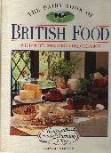 The diary book of british food