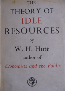 The theory of idle resources