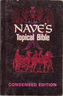Naves Topical Bible - condensed edition