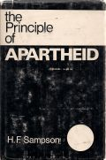 the principle of Apartheid